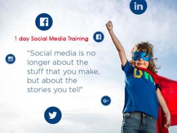 1 Day Social Media Training for Beginners 2019