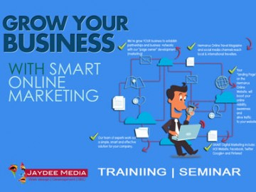 Grow Your Business with this Digital Marketing & Social Media Seminar + Facebook Marketing