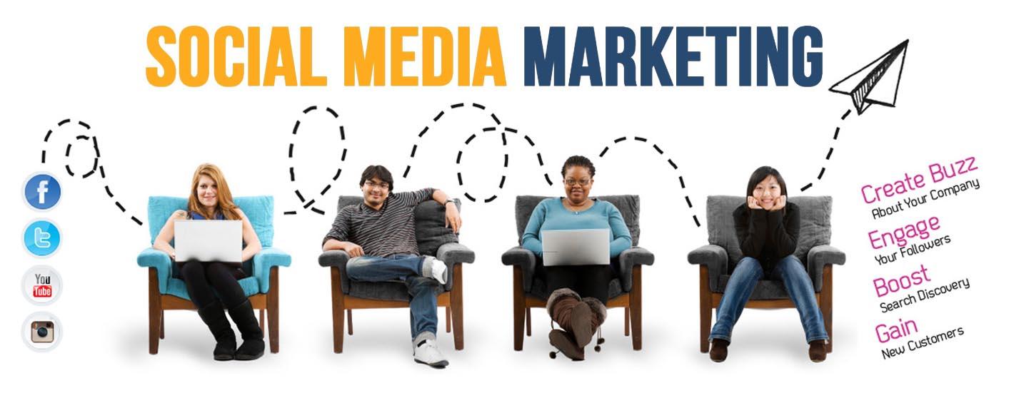 Social Media Marketing & Management