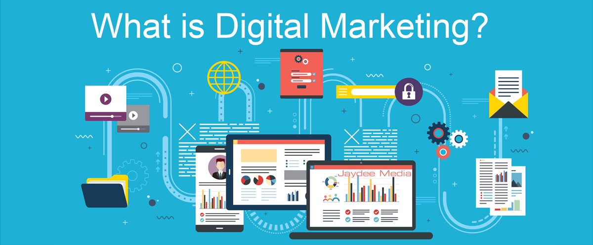 What is Online and or Digital Marketing?